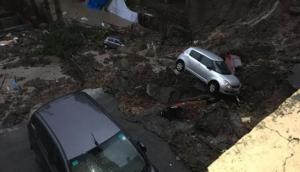 Maharashtra: Andheri wall collapse damages cars, 3 incidents in Mumbai