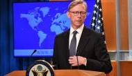 US will sanction any country that buys oil from Iran, says Brian Hook