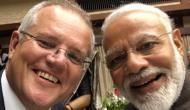G20: PM मोदी के साथ सेल्फी लेकर खुश हुए ऑस्ट्रेलिया के प्रधानमंत्री ! ट्वीट किया- 'कितने अच्छे हैं मोदी'