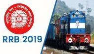 RRB 2019: रेलवे ने इस परीक्षा के किए कट ऑफ मार्क्स जारी, ऐसे करें चेक
