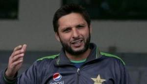 Shahid Afridi congratulates India on winning Test series against Australia