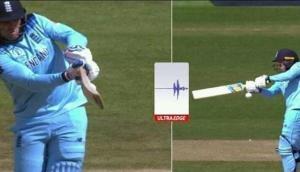 World Cup 2019: धोनी से हुई बड़ी चूक, इंग्लैंड का यह बल्लेबाज था आउट लेकिन टीम इंडिया ने नहीं की अपील