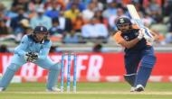 Rohit Sharma on verge of breaking former India captain Sourav Ganguly's World Cup record