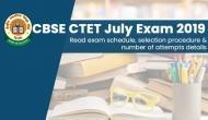 CTET Result 2019: इस दिन होंगे रिजल्ट जारी, जानें कितना होगा कट ऑफ, 23 लाख ने दी है परीक्षा