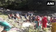 J-K Bus Accident: 33 dead, 22 injured as matador vehicle falls into deep gorge in Kishtwar district