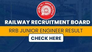 RRB JE Exam Result 2019: Know when to check CBT 1 exam result; read details