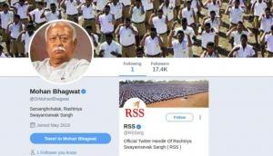 Twitter पर एक्टिव हुए RSS चीफ मोहन भागवत, लेकिन PM मोदी को नहीं किया फॉलो