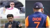 England beat India: Sanjay Manjrekar, Sourav Ganguly question Dhoni's gameplan