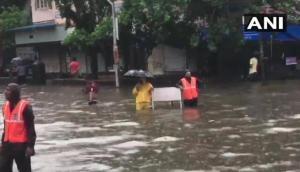 Mumbai Rains: Stagnant water due to waterlogging enters houses in Bhiwandi