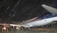 स्पाइस जेट विमान मुंबई एयरपोर्ट पर लैंडिंग के दौरान रनवे से फिसला, जानें क्या हुआ आगे