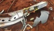 उड़ान के दौरान खेत में गिरा तेजस विमान का फ्यूल टैंक, बना 3 फीट का गड्ढा, जांच के आदेश
