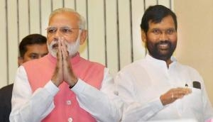 Ram Vilas Paswan Birthday: PM Modi lauds LJP leader's administrative acumen