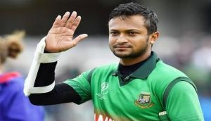 Shakib Al Hasan becomes the first cricketer to script this record in the history of World Cup