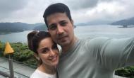 Veere Di Wedding actor Sumeet Vyas enjoys long-delayed honeymoon with his wife Ekta in Taiwan; pictures inside