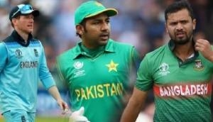 ICC World Cup 2019: What will it take for Pakistan, England and Bangladesh to qualify for semi finals