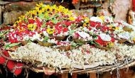 Noida: Floral waste from temples getting recycled into organic colours, agarbatti and compost