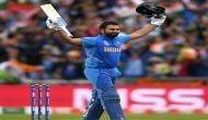 Rohit Sharma breaks Sourav Ganguly's World Cup record; equals Kumar Sangakkara