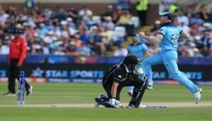 World Cup 2019: इंग्लैंड ने न्यूजीलैंड को 119 रनों से हराया, सेमीफाइनल के लिए किया क्वालिफाई