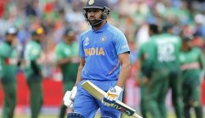 Here's what Virat Kohli has to say about Rohit Sharma after Bangladesh clash