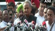 Ashok Gehlot, Ahmed Patel give assurance as workers sit on indefinite strike over Rahul Gandhi's resignation