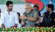 PM मोदी चिराग पासवान पर हुए मेहरबान, तारीफ करते हुए बोले- इनसे कुछ सीखें सांसद