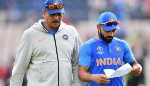 Virat Kohli says this one word to Ravi Shastri as India defeat Bangladesh by 28 runs