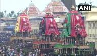 विश्वप्रसिद्ध जगन्नाथ रथयात्रा आज से शुरु, गृह मंत्री शाह ने अहमदाबाद में परिवार संग की मंगल आरती