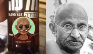 Israeli liquor company apologises for putting Mahatma Gandhi's picture on beer bottle