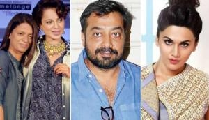Kangana Ranaut comes in support of sister Rangoli over her 'Sasti Copy' remark on Taapsee Pannu