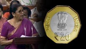 Union Budget 2019 Live: वित्त मंत्री का बड़ा ऐलान- जल्द ही आएगा 20 रुपये का सिक्का, इसलिए होगा खास