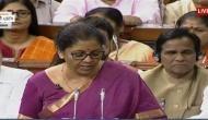 Union budget 2019 LIVE :  वित्त मंत्री निर्मला सीतारमण ने की ये बड़ी घोषणाएं