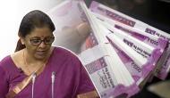 वित्त मंत्री का तोहफा: कॉर्पोरेट टैक्स में की बड़ी कटौती, सेंसेक्स 37,500 के पार