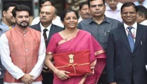 Finance Minister Nirmala Sitharaman to present Union Budget today