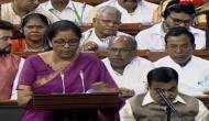 Nirmala Sitharaman only 2nd women to present union budget