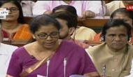 Our objective is strong country, strong citizen, says Nirmala Sitharaman