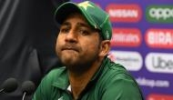 सरफराज अहमद ने आईसीसी से मांगी 'भीख', बोले-पाकिस्तान में कराए..