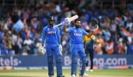 India beat Sri Lanka by 7 wickets; Rohit Sharma scores his fifth century of this World Cup