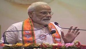 PM Modi launches BJP's membership drive from his Lok Sabha constituency