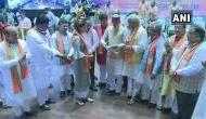Sapna Chaudhary joins BJP