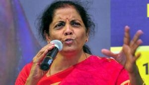 Nirmala Sitharaman highlights India's bold commitment on climate change, says it's better than most