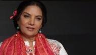Anyone who criticises govt is branded 'anti-national': Shabana Azmi