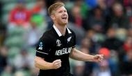 New Zealand all rounder Jimmy Neesham's heartfelt request to Indian fans ahead of World Cup final