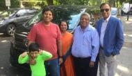 OMG! This family drove from Singapore to England to watch India play in World Cup
