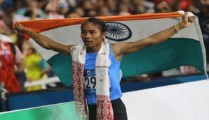 गोल्डन गर्ल हिमा दास को लगा बड़ा झटका, विश्व एथलेटिक्स चैम्पियनशिप में नहीं लें पाएंगी हिस्सा