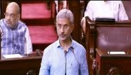 Any discussion on Kashmir, will only be with Pakistan, bilaterally: Jaishankar tells US