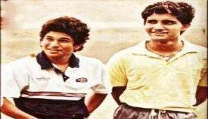 Sachin Tendulkar gets nostalgic on Sourav Ganguly's birthday; remembers U-15 days