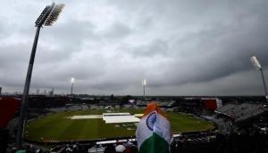 World Cup 2019: बारिश के कारण अब रिजर्व डे को होगा पहला सेमीफाइनल, 46.1 ओवर से आगे खेलेगी न्यूजीलैंड