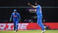 IND vs NZ: जल्दी देखिए स्कोर, भारतीय गेंंदबाजों के सामने एक-एक रन के लिए तरस रहे न्यूजीलैंड के बल्लेबाज