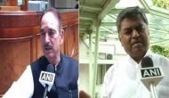 Ghulam Nabi Azad, BK Hariprasad tasked to tackle Karnataka crisis