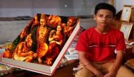 Meet 12-year-old 'Aaj Ka Abhimanyu' who has written books on 51 characters of 'Ramayana'